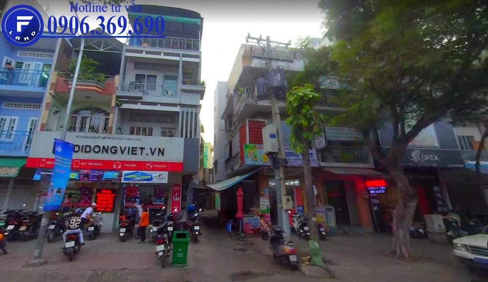 Cho thuê nhà 613 Lê Hồng Phong Quận 10
