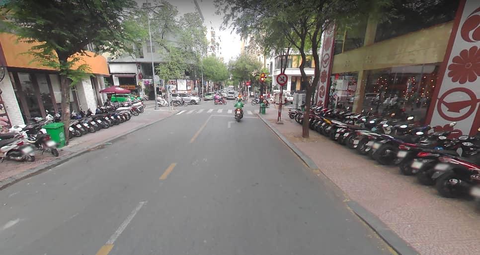 Cho thuê mặt bằng Thái Văn Lung Quận 1