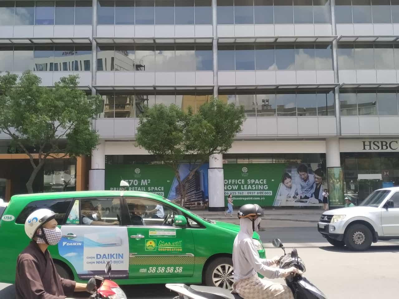 Mặt bằng quận Phú Nhuận - Nguyễn Văn Trỗi
