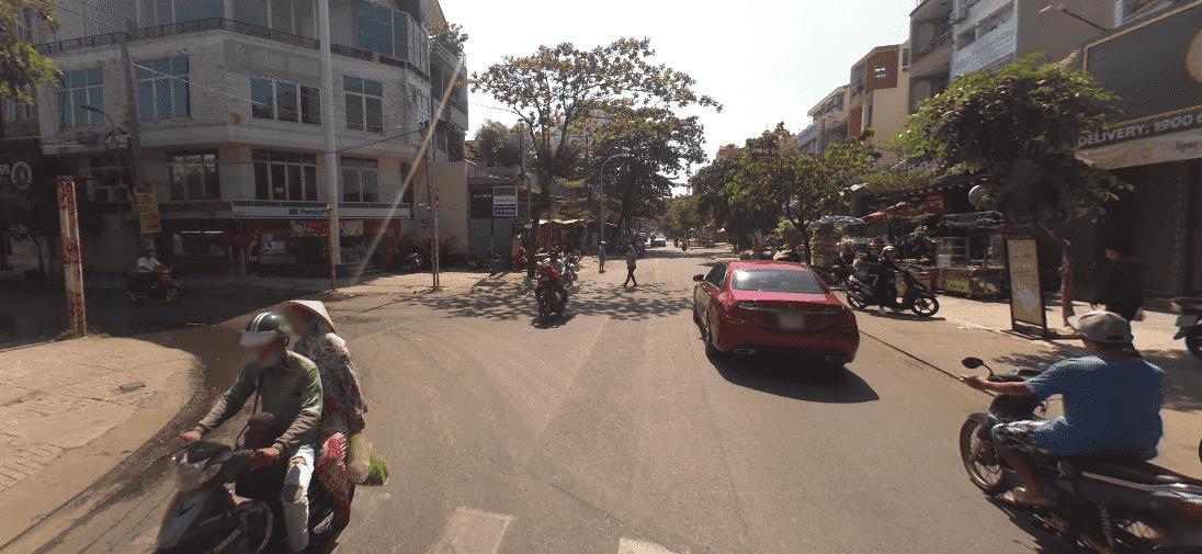 Cho thuê mặt bằng 2MT Quốc Hương Quận 2